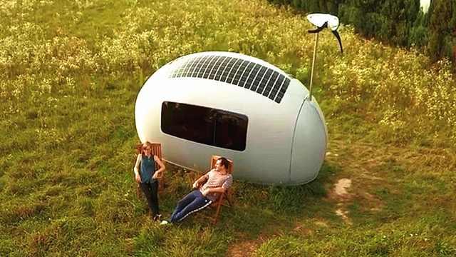 这房子水电任用,还能陪你环游世界