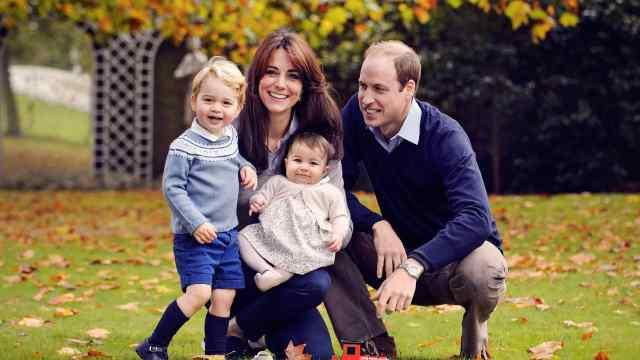 凯特王妃威廉王子的仨宝宝pick哪个