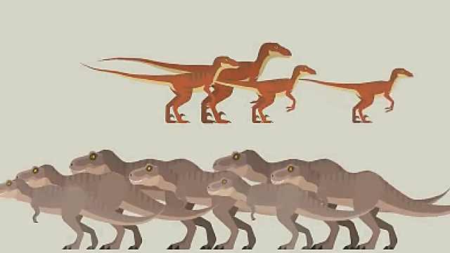 结果难以置信!恐龙都到哪里去了?