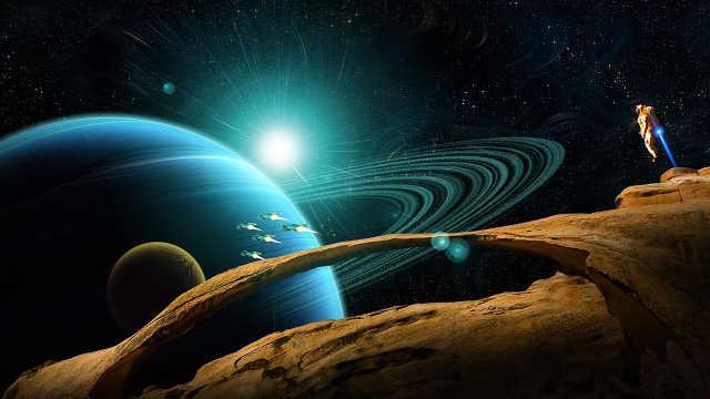 地球或是外星人留给人类的!