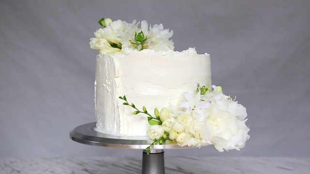 哈里王子婚礼蛋糕仿作
