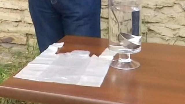 智利发明可溶塑料袋溶于水后还能喝