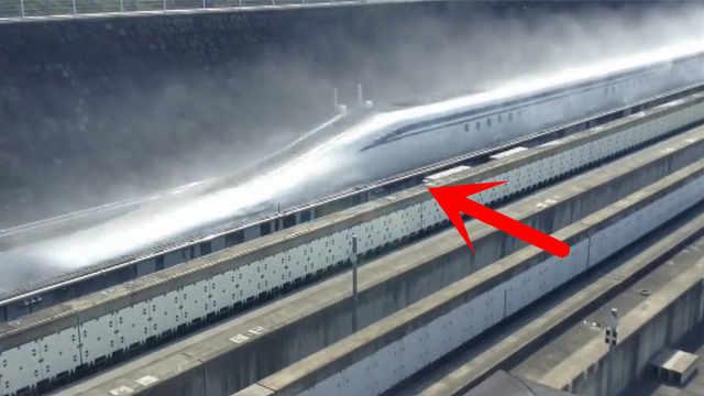 日本高调宣布高铁时速已达600km/h