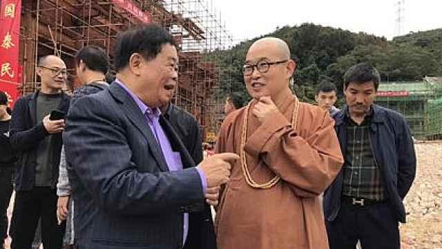 王石聊曹德旺捐庙:住持加码要高价