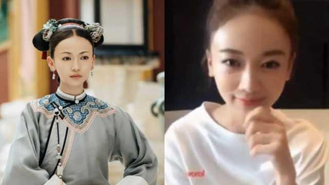 吴谨言:演璎珞过瘾,我是她的小迷妹