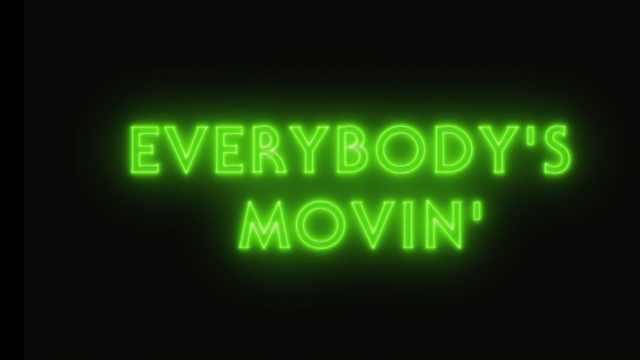 JUNKS单曲《Everybody's Movin'》