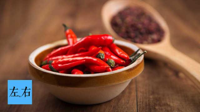 辣椒在国内流行 跟食盐密不可分