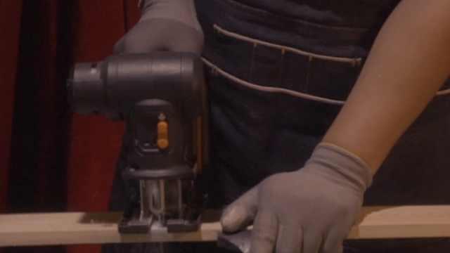 电锯的使用,居家必备,拯救旧家具