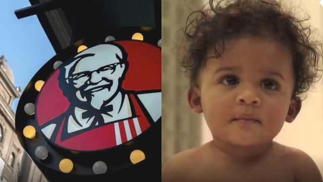 宝宝同名创始人,KFC奖励1.1万美元