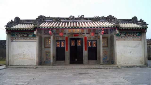 农村常见的祠堂,到底是用来干嘛?