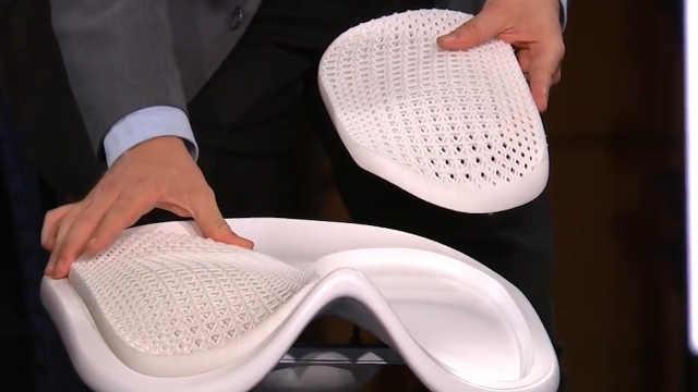 宜家希望通过扫描臀部制作完美椅子