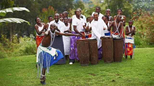 非洲人才是世界上最幸福的人?