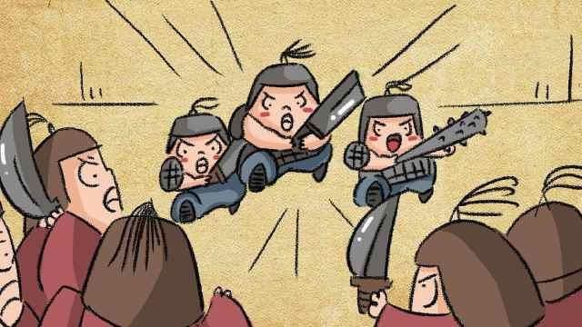 中国古代的一支强力特种部队