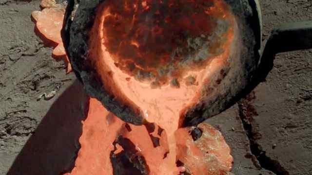 一场大火,使熔铜艺术意外诞生