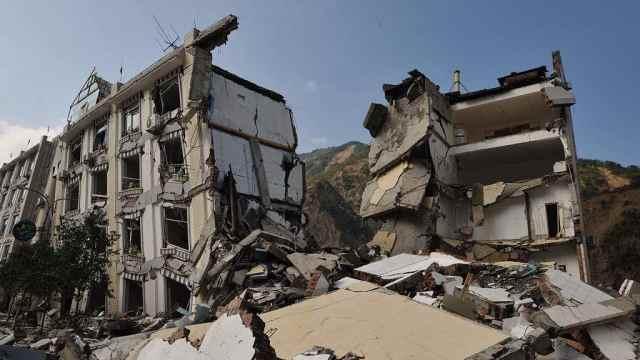 为什么会发生地震呢?