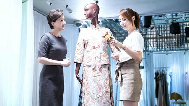 中国绣娘养成,刺绣工艺创新和传承