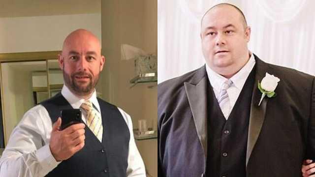 因太胖被分手,他两年减下200多斤