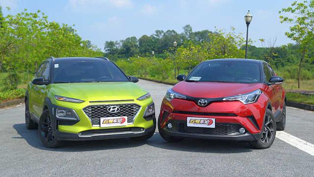 合资小型SUV新势力对决(上)