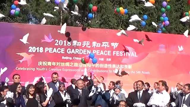 第五届和苑和平节举行
