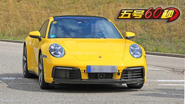 最新一代保时捷911车型有啥变化?