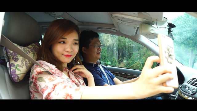 自驾请请规范使用安全带