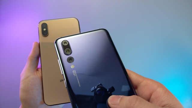 iPhone XS拍照能吊打华为P20Pro吗
