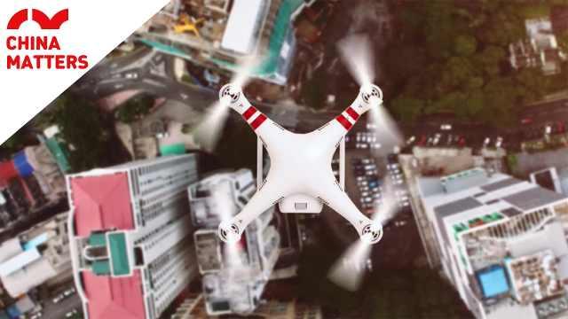中国无人机到底有多发达?来看看吧