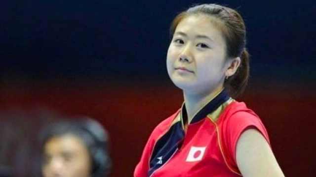福原爱宣布退役,怀念5岁来中国打球