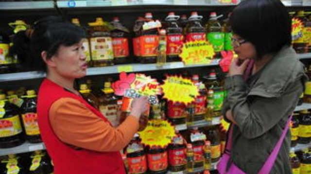 为什么超市里的纯花生油价格偏贵?