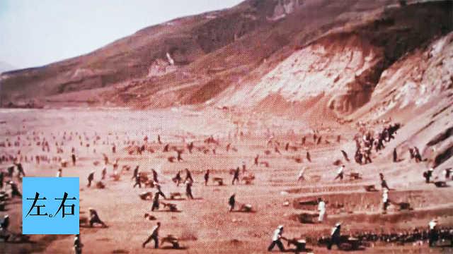 83万中国军民修铁路,为防苏联导弹