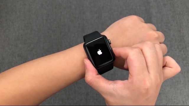 """1499元的""""苹果手表""""开箱"""