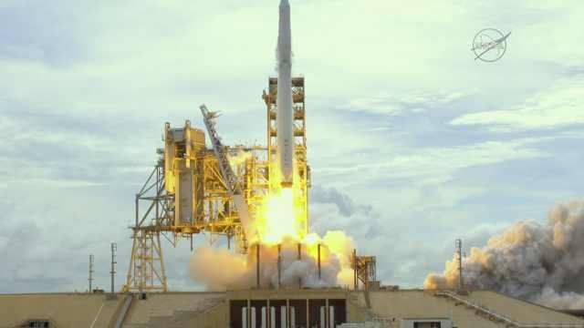 SpaceX的火箭超燃点火合集