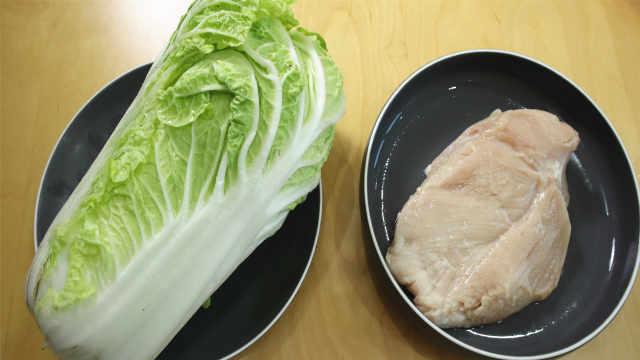 教你一个白菜包的最独特做法