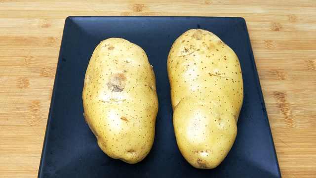 土豆这个做法最好吃,美味可口