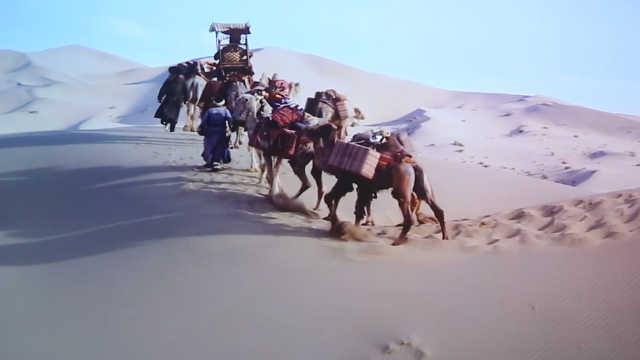 开拓丝绸之路,开启半部中国文化史