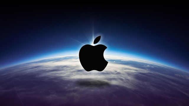 苹果市值周一缩水435亿美元