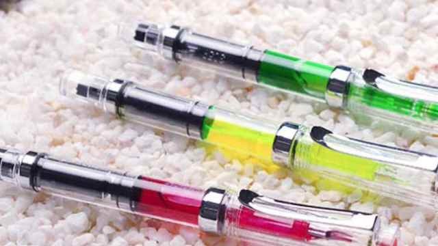 这些国产钢笔品质完全不输派克