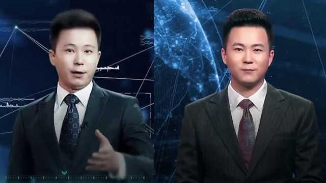 全球首个AI合成主播在新华社上岗