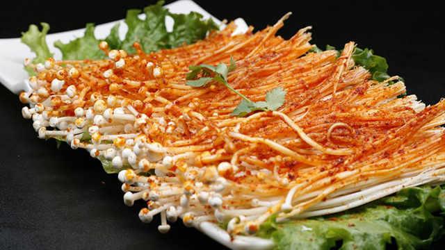 长期吃金针菇,有什么好处?