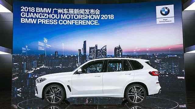 全新BMW X5 2018广州车展预售