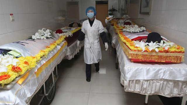 在殡仪馆上班的人,都是什么学历?