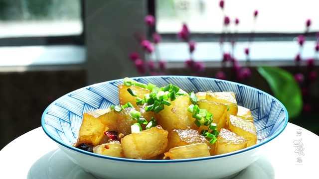 红烧冬瓜的家常做法,好吃又下饭
