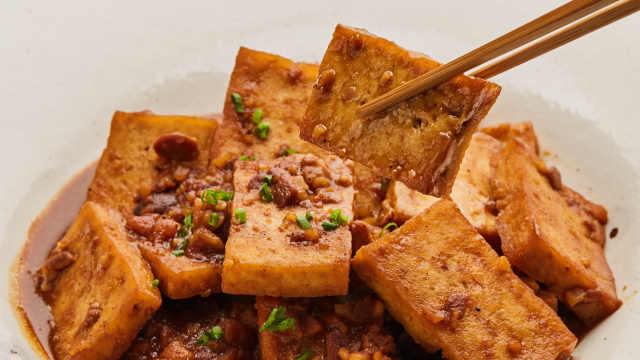 苏东坡的方法烧豆腐,赛过东坡肉!