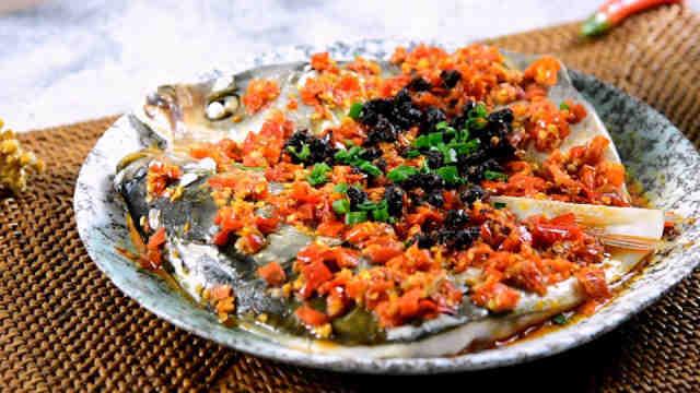 快手又美味的豆豉蒸鱼