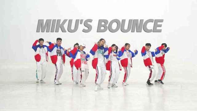 SEGI正义编舞《MIKU'S BOUNCE》