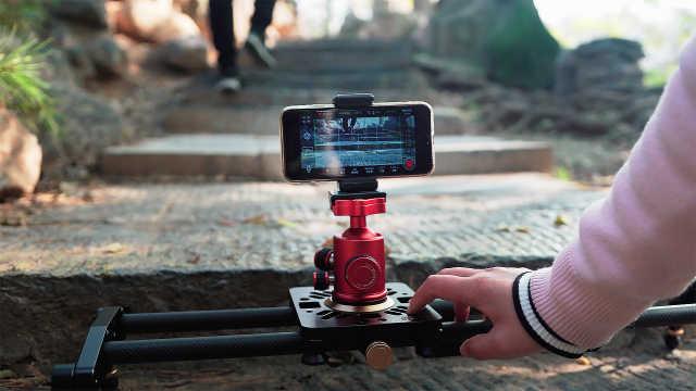 如何用手机拍出更稳视频画面?