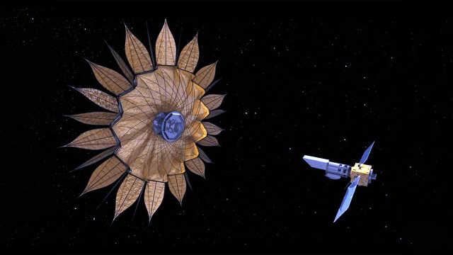 """探测器上太空为何带把""""太阳伞""""?"""