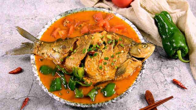 啤酒鱼,鱼肉鲜嫩,汤汁浓郁