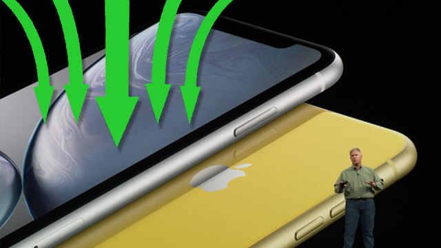 苹果行货降价能挽救新iPhone吗?