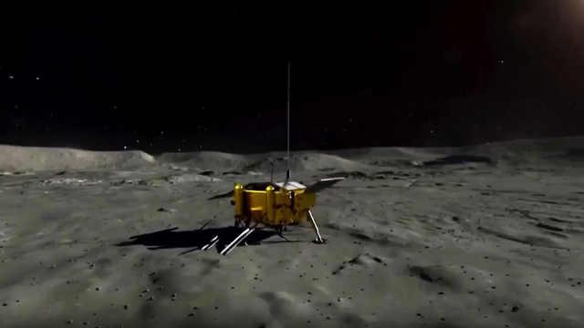 美专家:中国登陆月球背面是项壮举